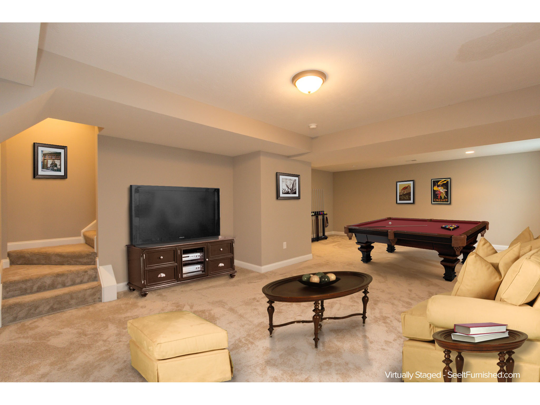Seven oaks new homes in ohioville beaver county pa for New construction basement
